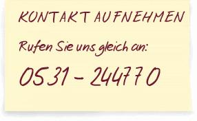 Kontakt Wolter Braunschweig