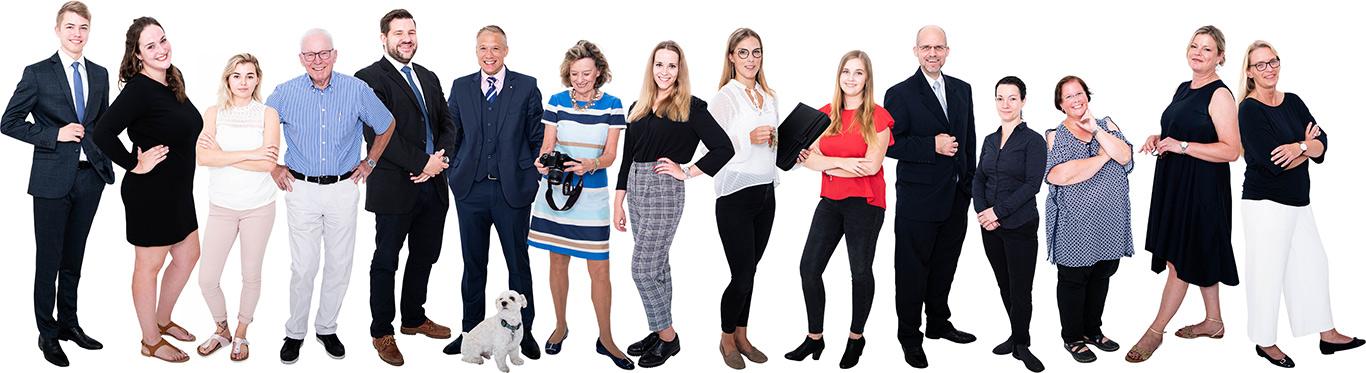 Wolter Team Gruppenbild